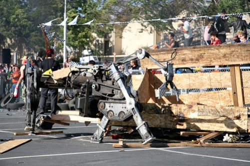 SRL @ Maker Faire 2007
