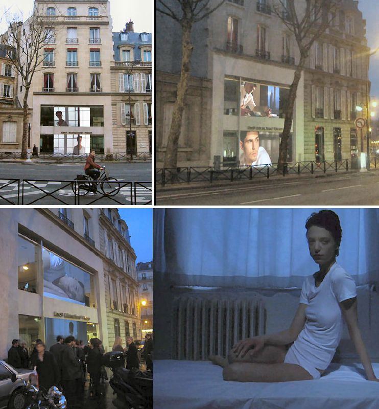 Knoll in Paris - Film Screens That Lure