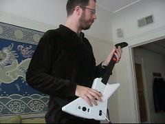 JT guitar hero 2 - playing