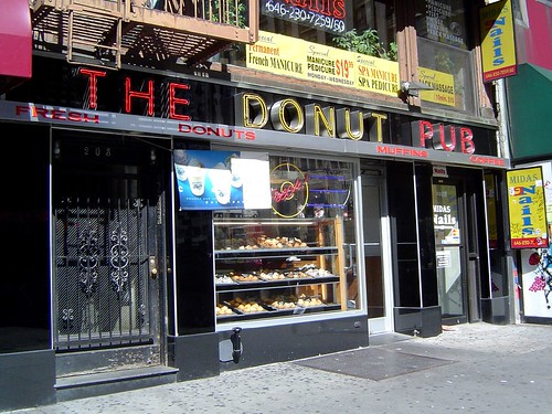 The Donut Pub