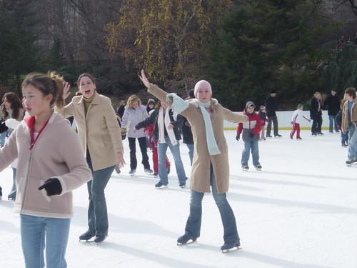 """""""ice skating"""""""