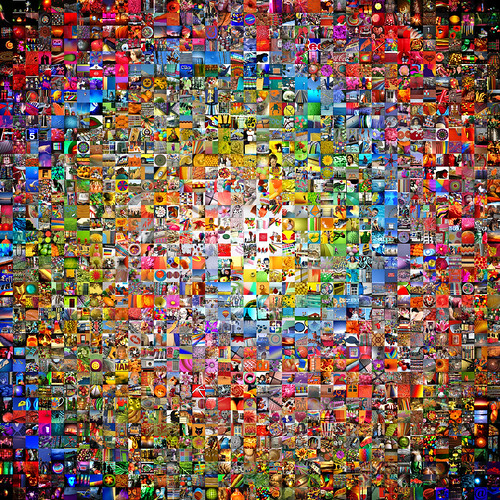 Flickr Mosaic