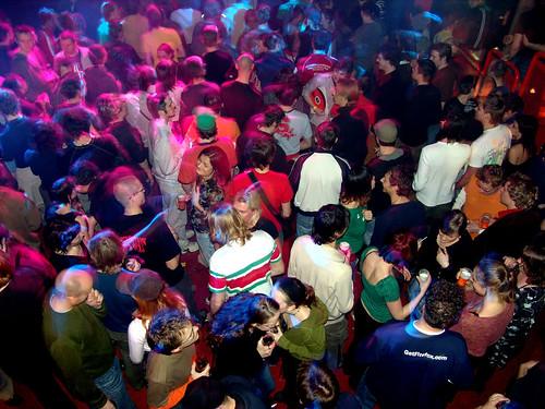 Italo-disco party in The Hague!