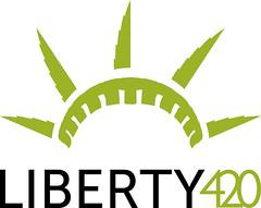 Liberty 420 logo
