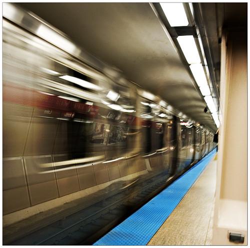 Station hopping shuffler