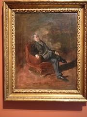 Portrait by Thomas Eakins