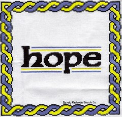 Hope Stitched for Love Quilts