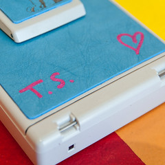 Custom SX-70 for Taylor Swift