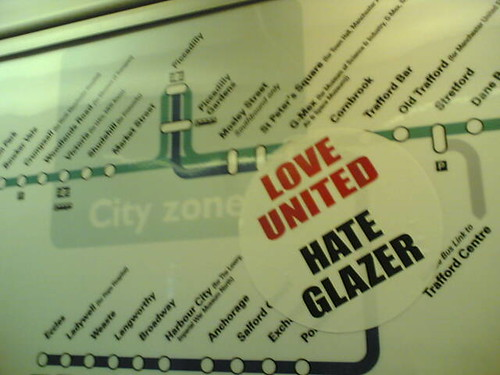 Love United ~ Hate Glazer
