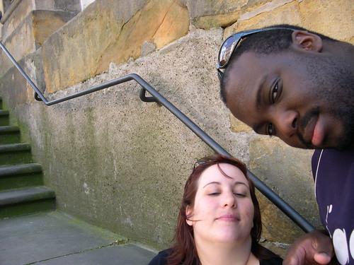 Sarah and Ian