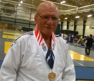 Comisarul Gotcă bate tot și în SUA. O nouă medalie pentru România!