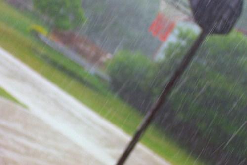 rainy court
