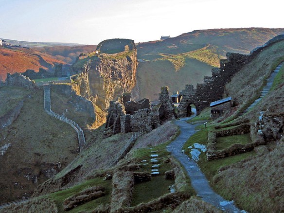 Tintagel Castle - 03