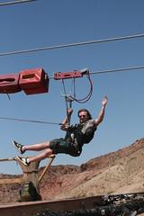 Jesse Ziplining