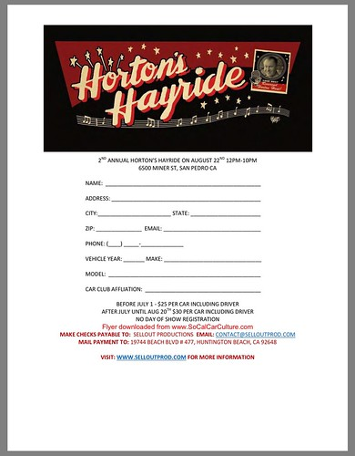 "SAN PEDRO CA USA - ""2nd Hortons Hayride"" Noon to 10pm - August 22 - Saturday - credit: www.SoCalCarCulture.com • <a style=""font-size:0.8em;"" href=""http://www.flickr.com/photos/134158884@N03/20714892752/"" target=""_blank"">View on Flickr</a>"