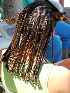 Sayulita Tourist Hair Braids