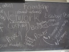 Words from Community Session