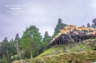 【台北】。離新北市最近的芬多精步道「三峽。熊空茶園」景觀餐廳