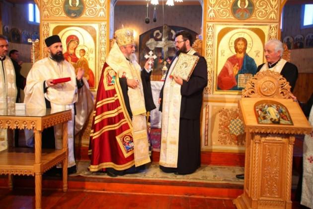 Părintele Andrei Sicoe a fost înlocuit la Parohia Triaj I