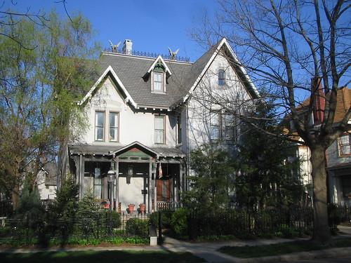 Mote's Gothic House