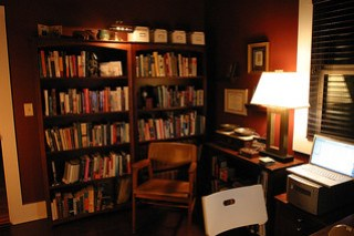 A Place That Makes Me Happy: My Library