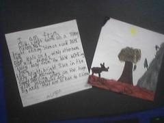 Kids Writing Poems