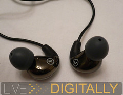 Shure E500 ear pieces