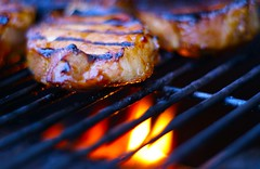 Tonight's Dinner: Pork Chops
