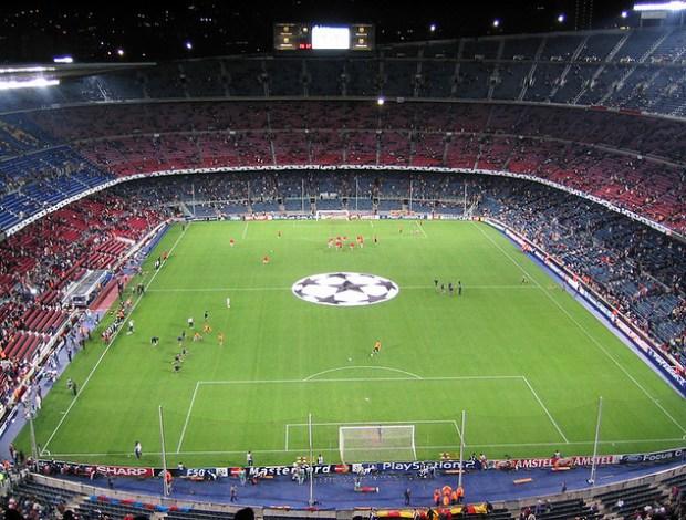 SURPRISE, BARCELONA, FC BARCELONA, NOU CAMP, CAMP NOU