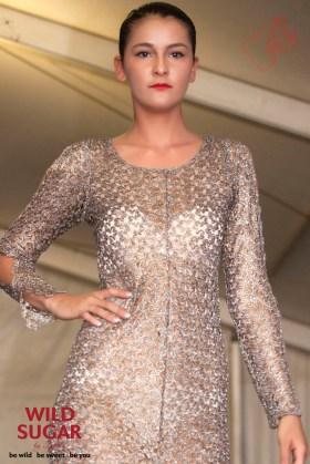 La Dolce Vita Evening   Gold Lace