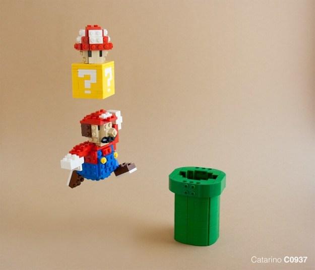 Mario Bits