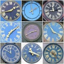 Clocks 1
