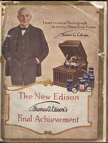 The New Edison Final Achievement Phonograph