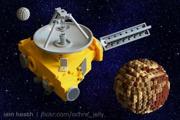 pluto voyager probe - photo #32