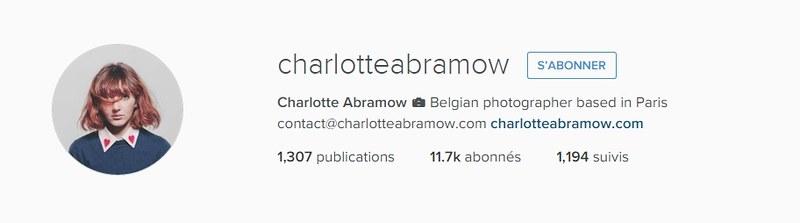 Charlotte Abramow 1