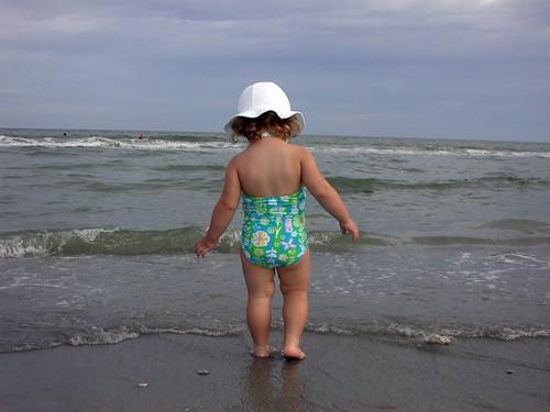 Classic beach picture