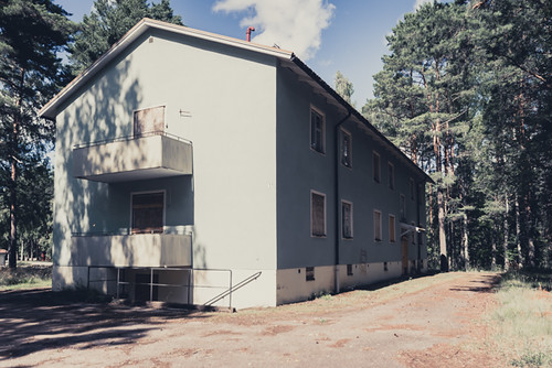 Abandoned on the border of Upplands and Gävleborgs county