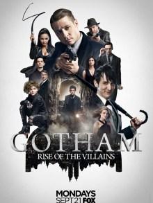 Gotham S02E06 (By Fire) Torrent (2015) 720p Legendado