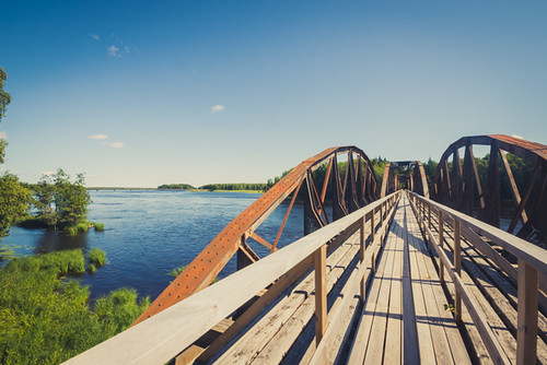 Bridge in Gysinge