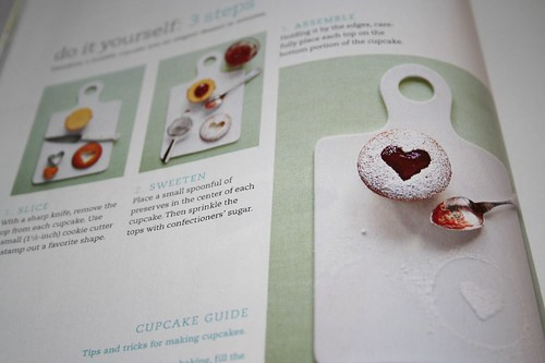 How to heart cupcakes