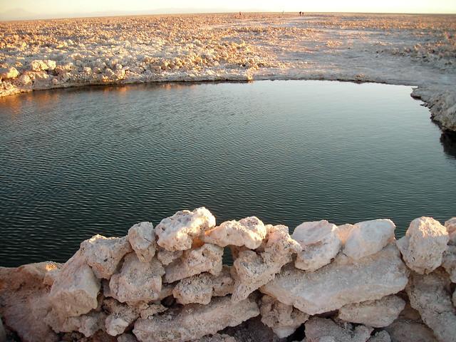 Salt water pond in flats   Flickr   Photo Sharing!