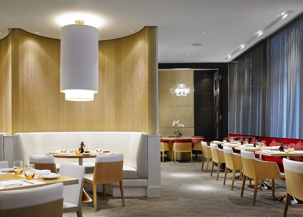 Goods the shangri la joins the vancouver art gallery to for Best private dining rooms vancouver