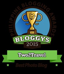 Two2Travel Bloggys 2015
