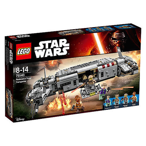 75140 Resistance Troop Transporter