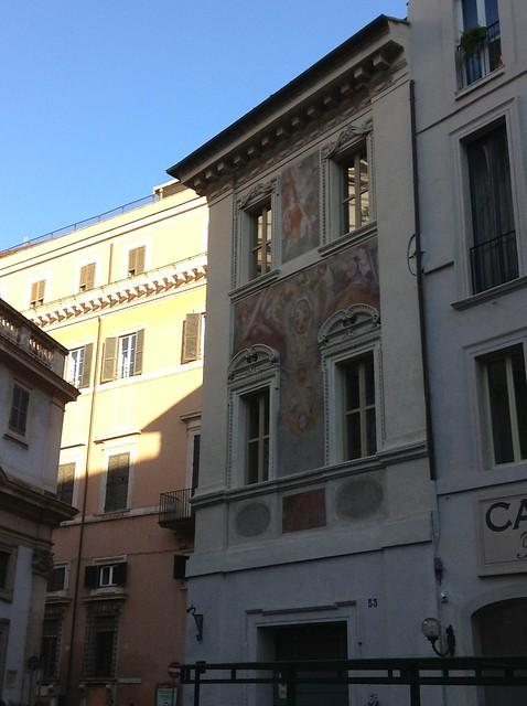 Piazza St Eustachio, Rome