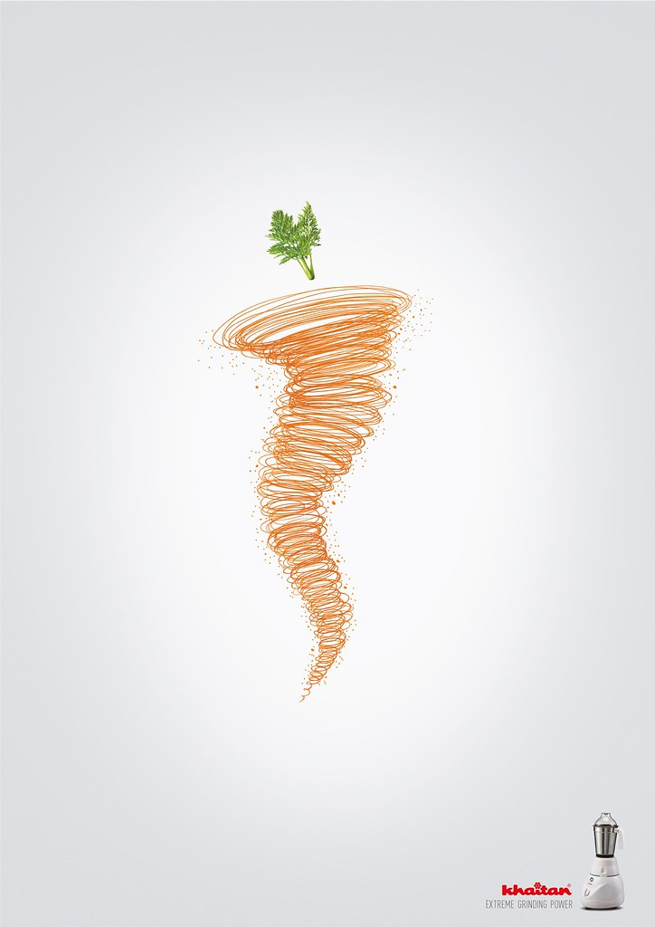 Khaitan - Extreme grinding power Carrot