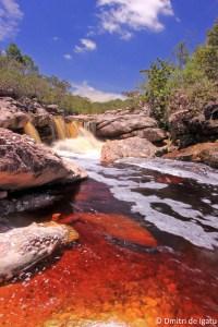 Cachoeira das Cadeirinhas