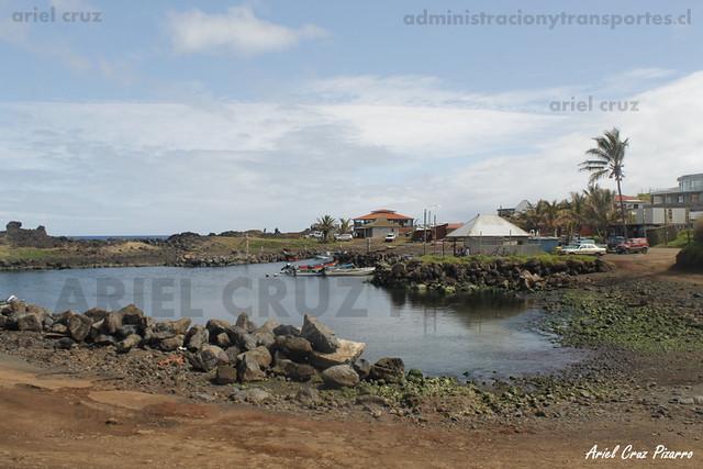 Hanga Piko - Isla de Pascua