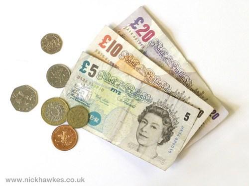 UK Money or Tender