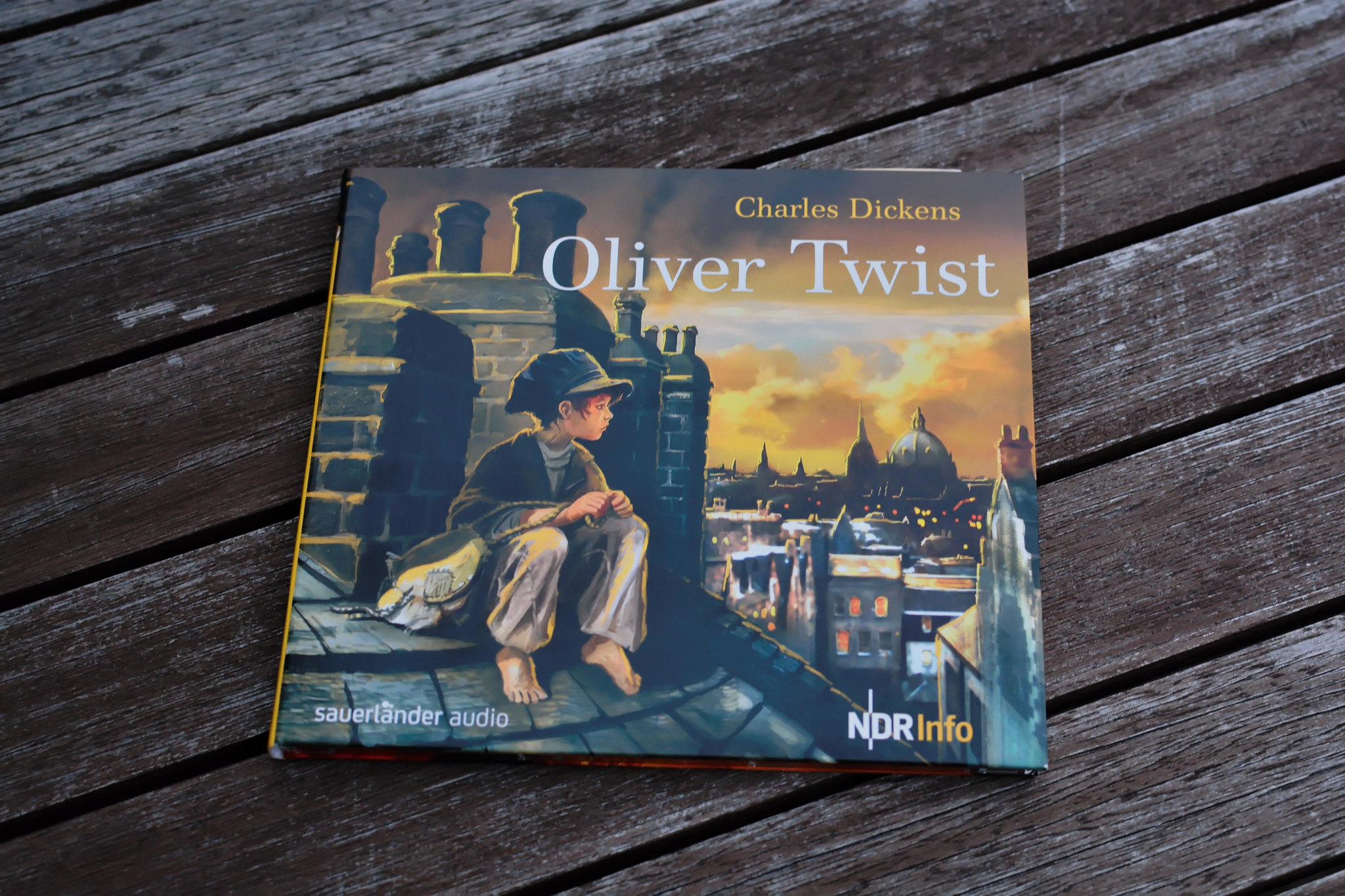 Oliver Twist (Hörbuch)